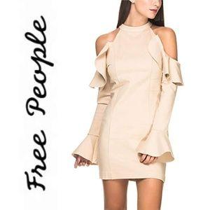 NWT [Free People] Sweet Talk mini dress #G18